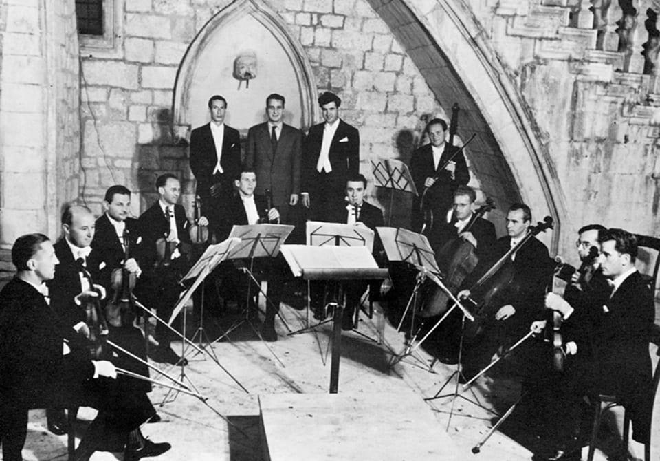 Zagrebacki solisti 60 godina djelovanja