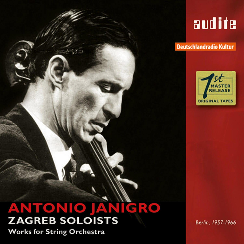 Zagrebacki solisti recent-discography Antonio Janigro