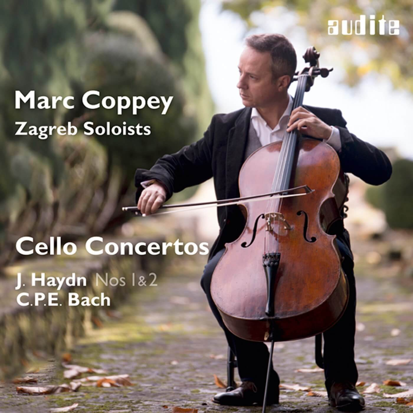 Zagrebacki solisti recent-discography Marc Coppey