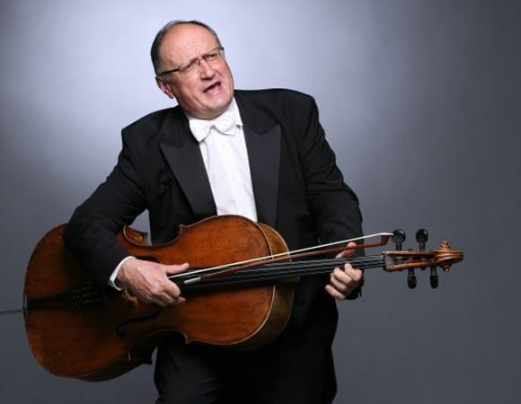 Zagrebacki solisti Zlatko Rucner